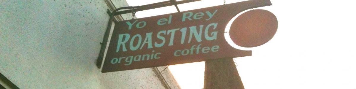 Yo el Rey Roasting Sign