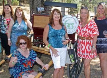 Visitors at Six Sigma Ranch