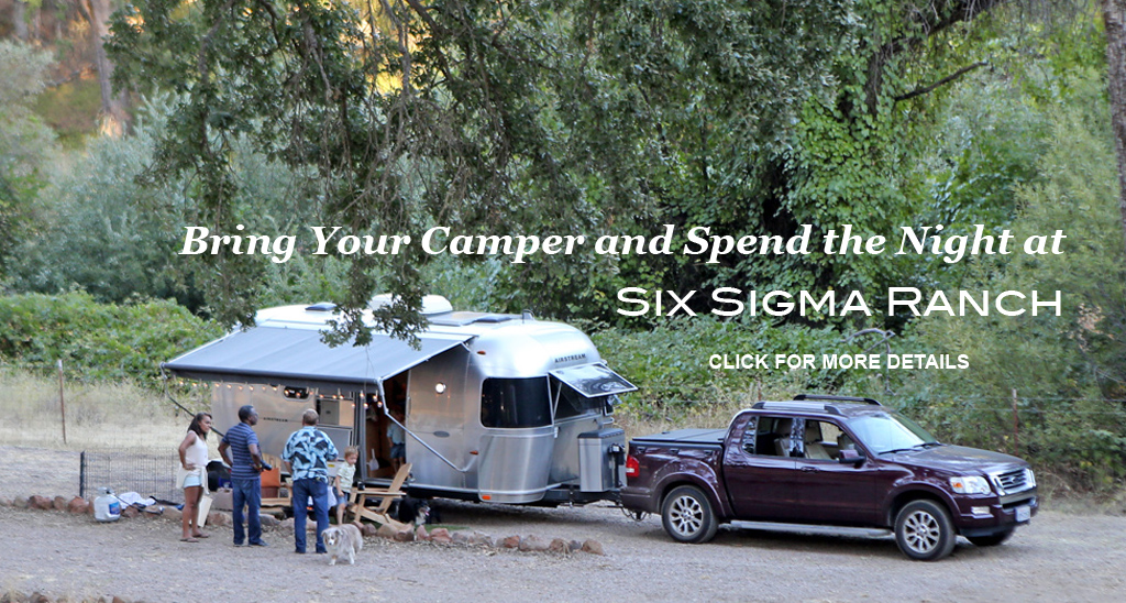 Spend the Night at Six Sigma Ranch